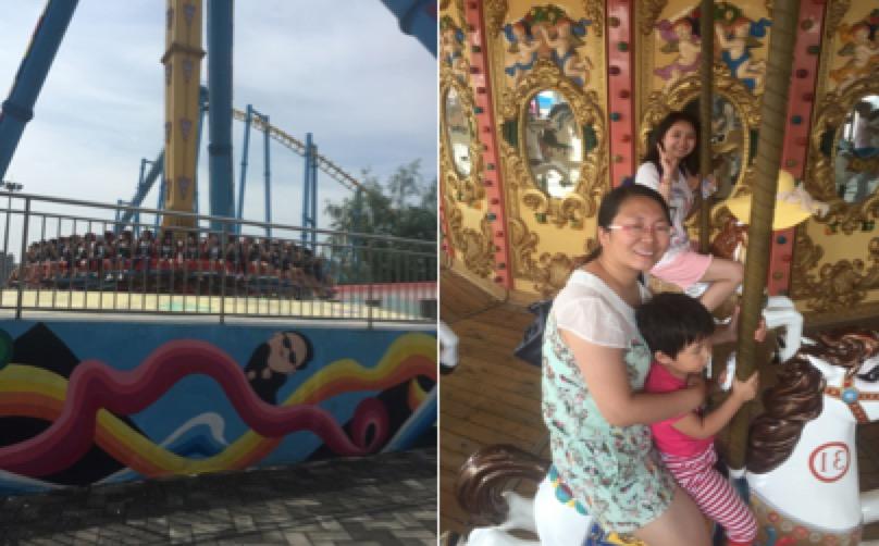 在2015年8月8日尚格人力的小伙伴们来到北京蟹岛度假村开展2015年度的团队建设活动。蟹岛绿色生态度假村位于北京朝阳区,集种植、养殖、旅游、度假、休闲、生态农业观光为一体。在这里我们的小伙伴们参加了蟹岛嘉年华、卡丁车、采摘等娱乐项目。